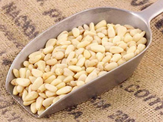 кедровый орех - лучший продукт