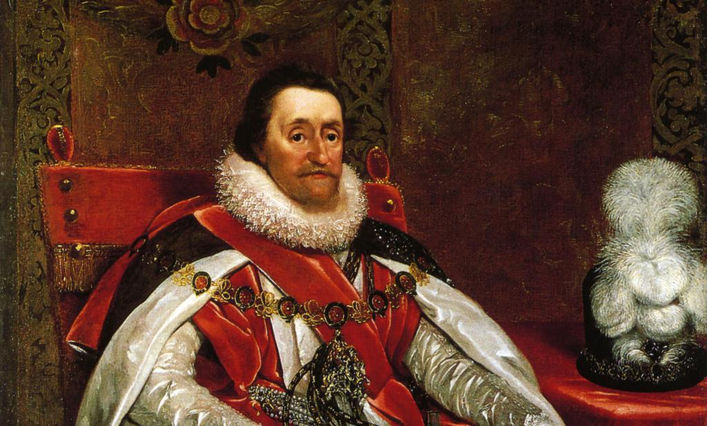 Король Яков I Английский