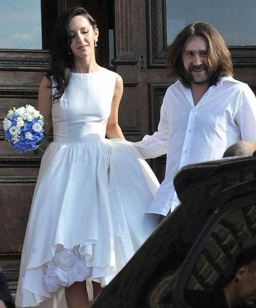 свадьба Матильды