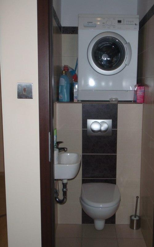 стиральная машина унитазом отзывы