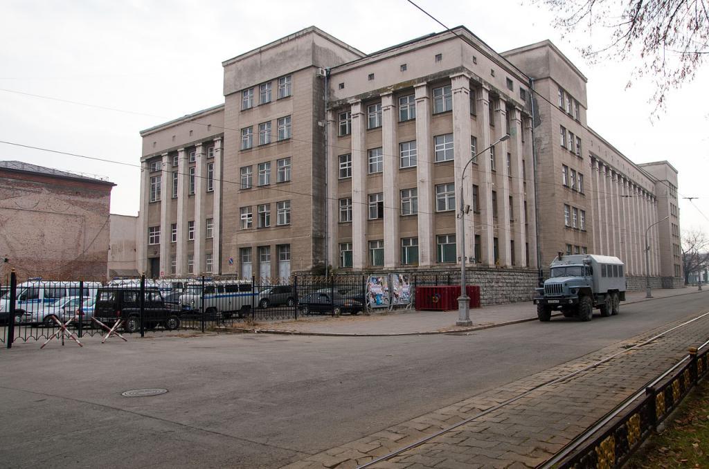Орджоникидзевское высшее военное