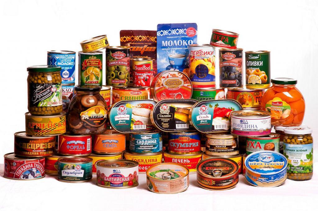 Продукты питания оптом в Москве и Московской области