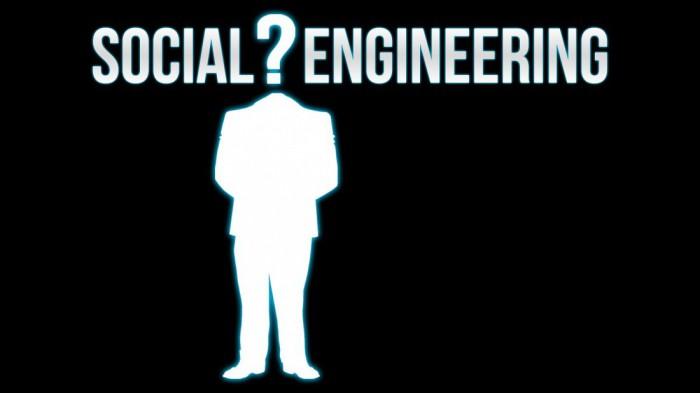 Социальная инженерия, как ядерное оружие