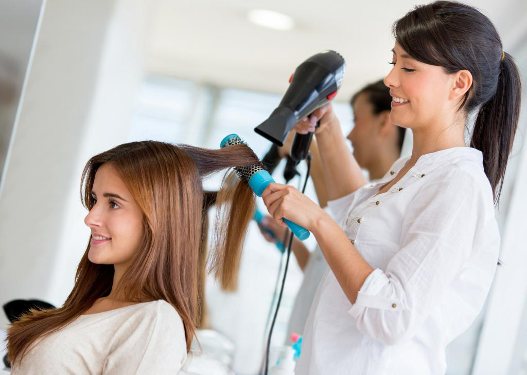 сонник делать прическу в парикмахерской