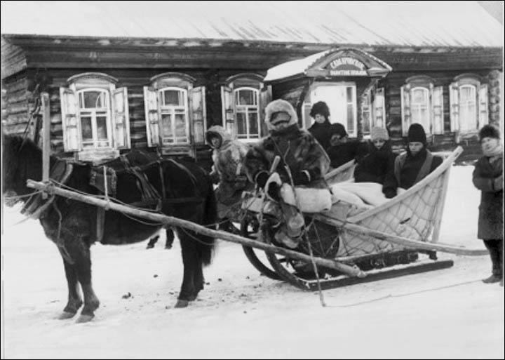 Сталин в Сибири