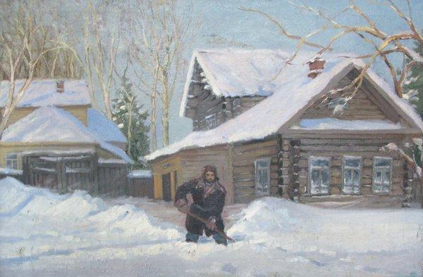 Ссылка Сталина в Сибирь