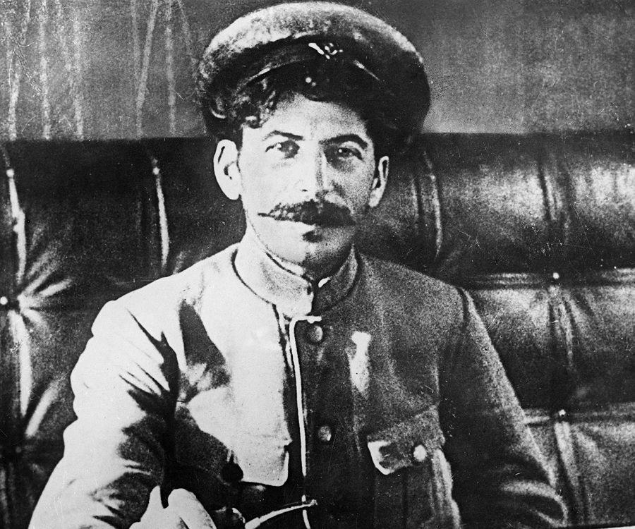 Сталин до революции