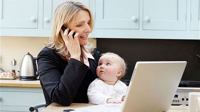 Удаленная работа для мам в декрете