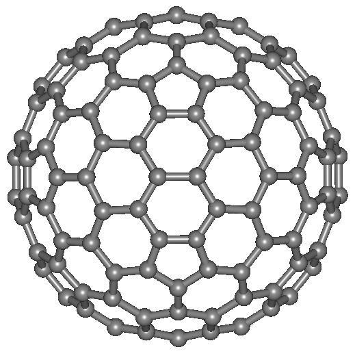 Молекула технического углерода
