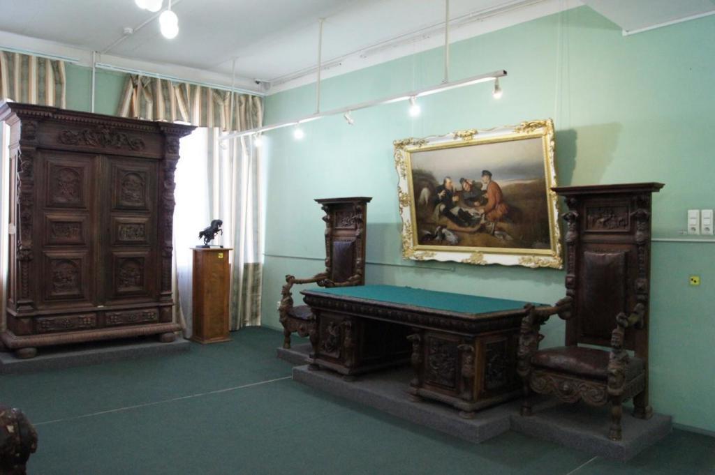 липецкий областной краеведческий музей липецк