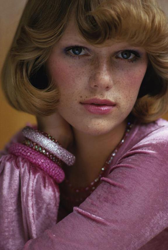 Патти Хансен, 1973 год