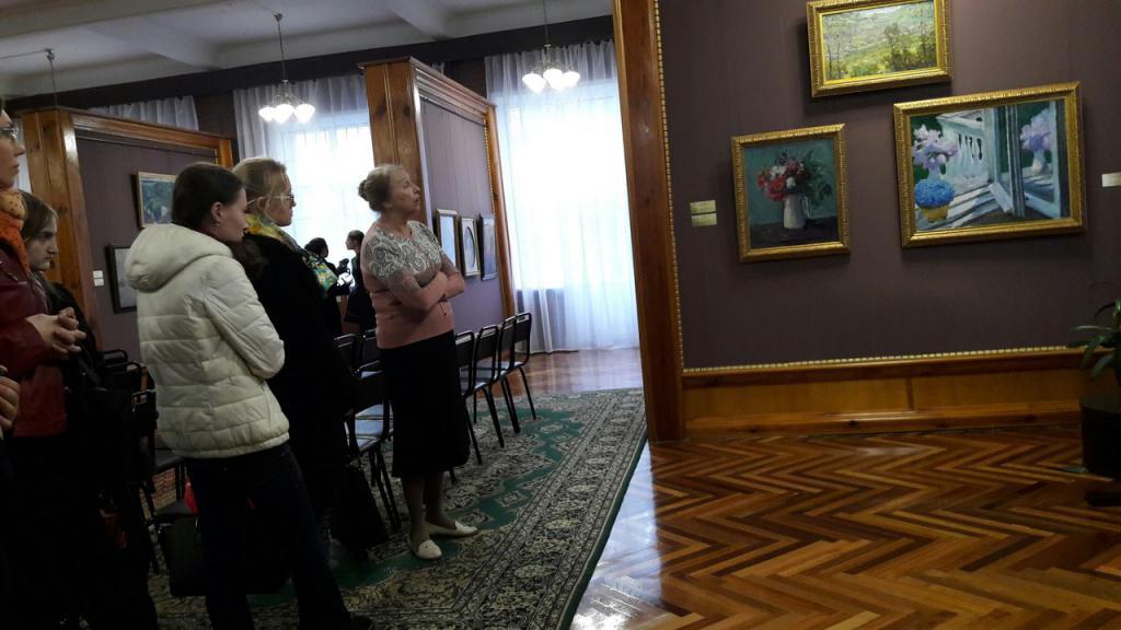 липецкий областной краеведческий музей история