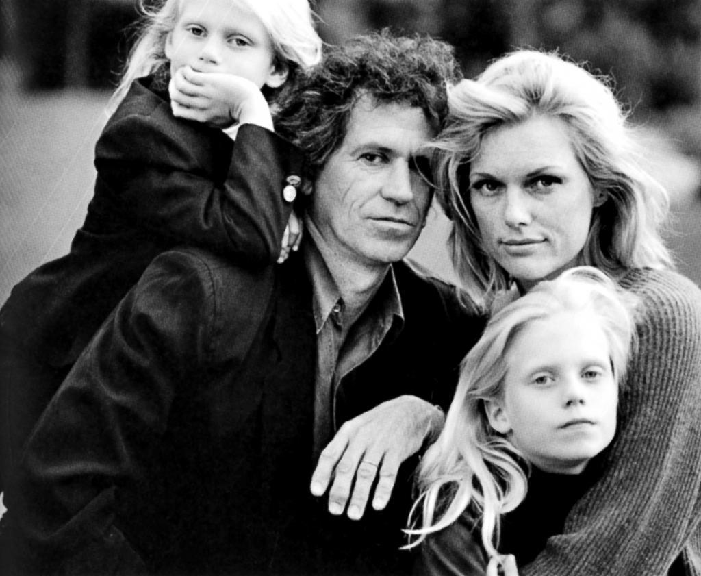 Фото семьи Ричардс