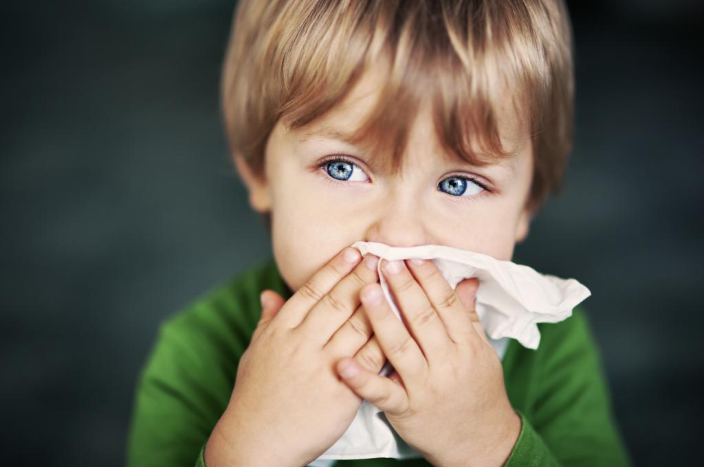 Аллергический альвеолит у детей