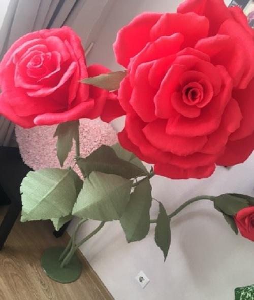 роза для Дюймовочки