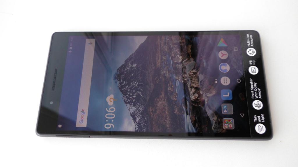 обзор планшета Lenovo Tab 4 TB-7504X