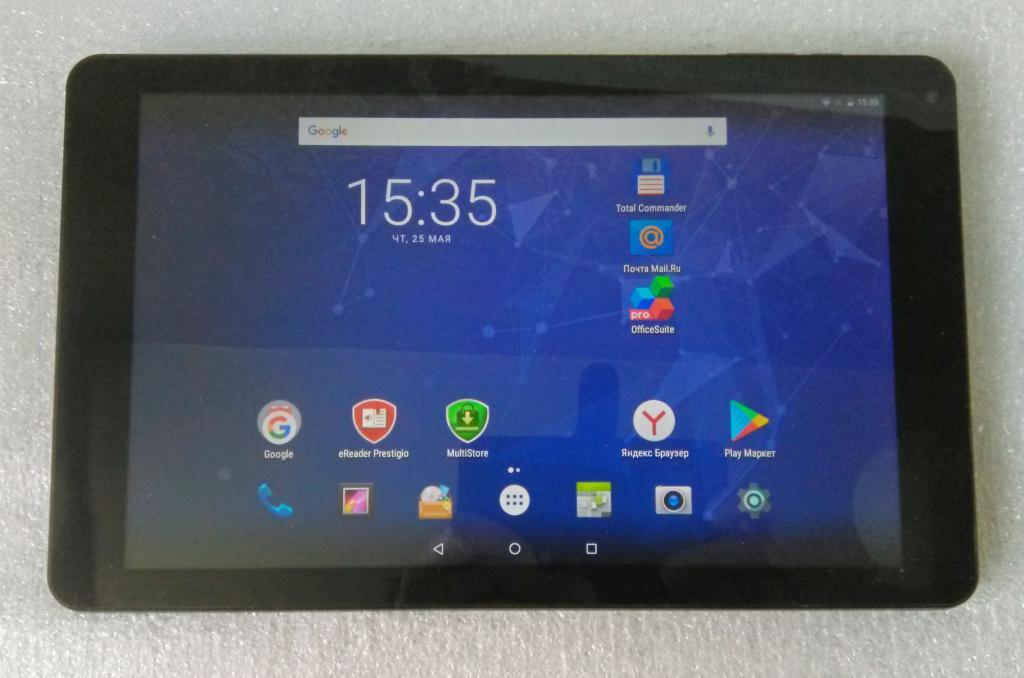 обзор планшета Prestigio Wize PMT3131D