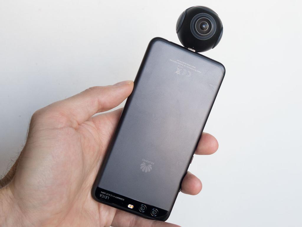 Проводная камера к смартфону