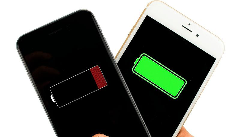 калибровка батареи iphone