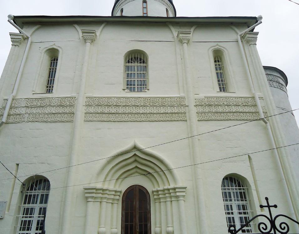 Архитектура Успенского собора
