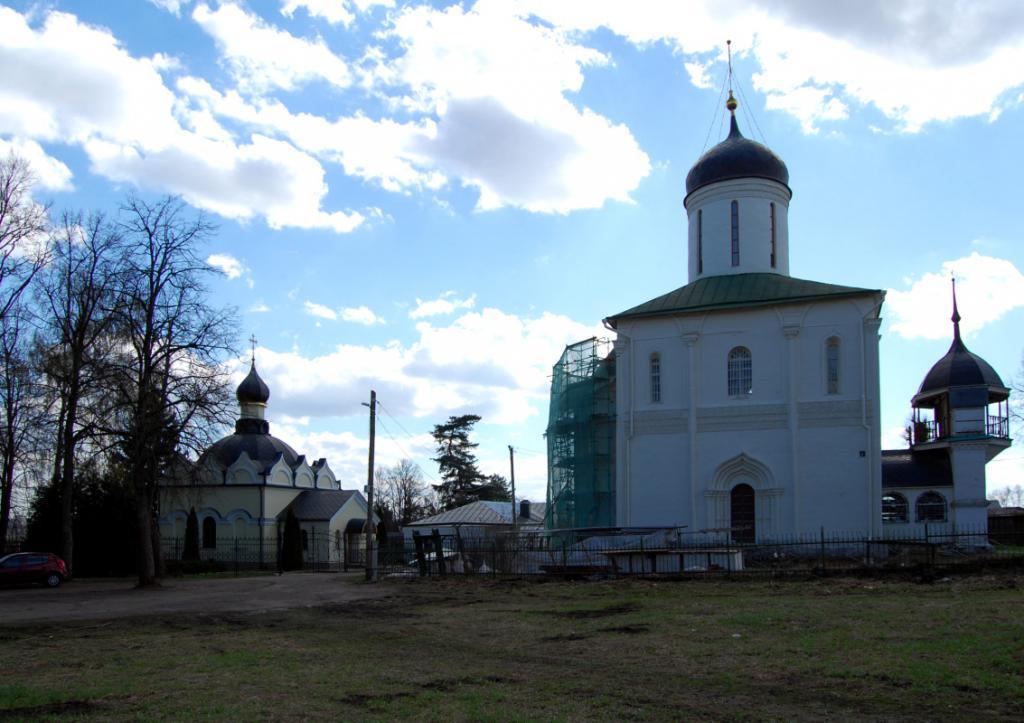 Адрес Успенского собора