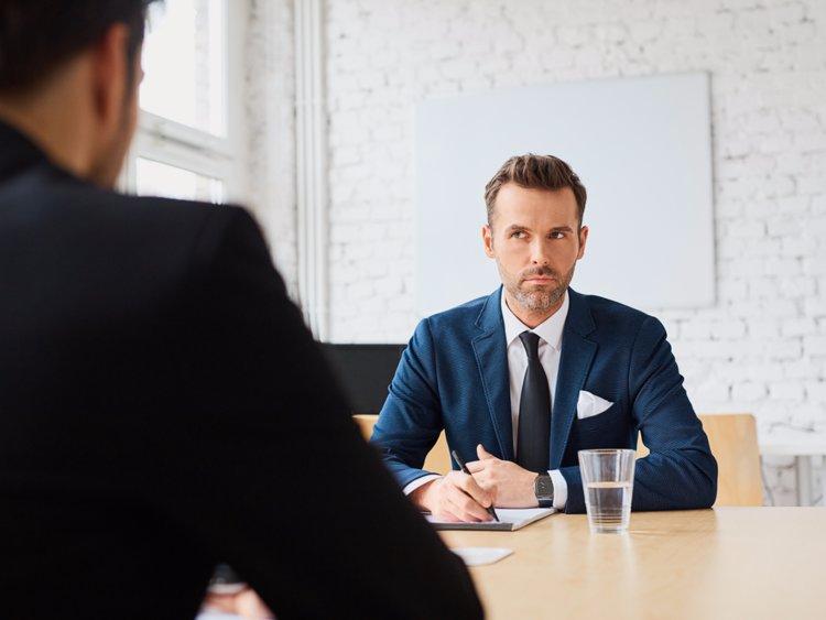 собеседование в компании