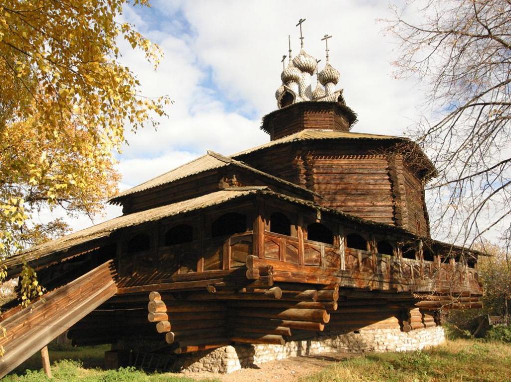 кострома музей заповедник костромская слобода