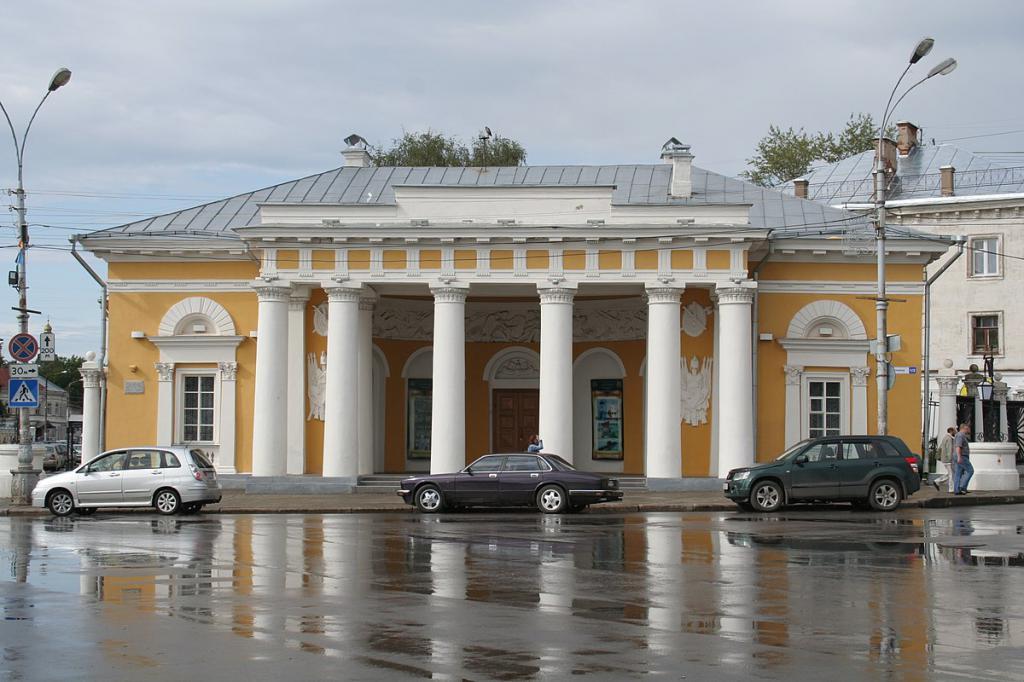 военно исторический отдел костромского музея заповедника