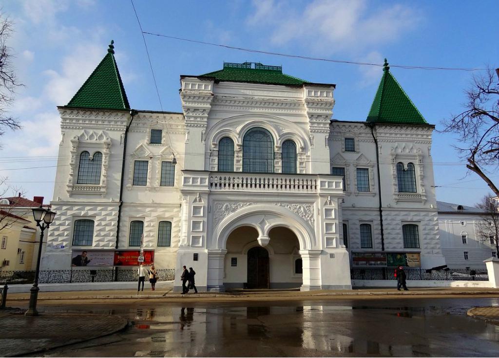 костромской государственный музей заповедник