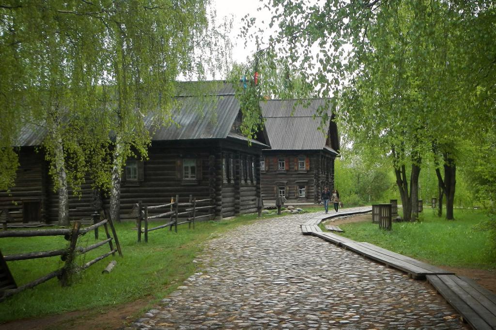 костромская слобода музей заповедник