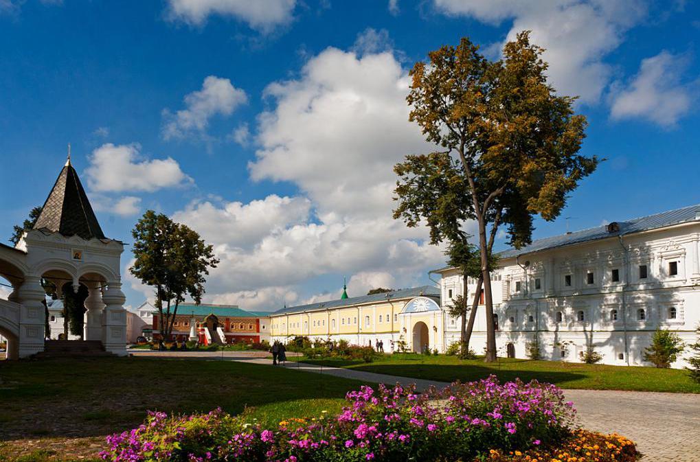 костромской архитектурный музей заповедник