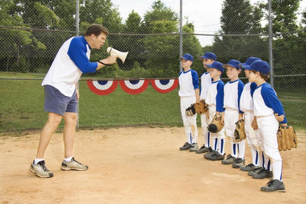 профессия спортивный тренер