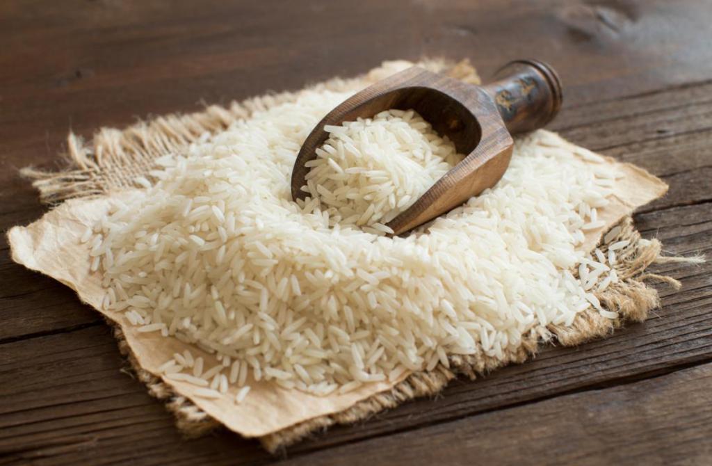 Сырой рис