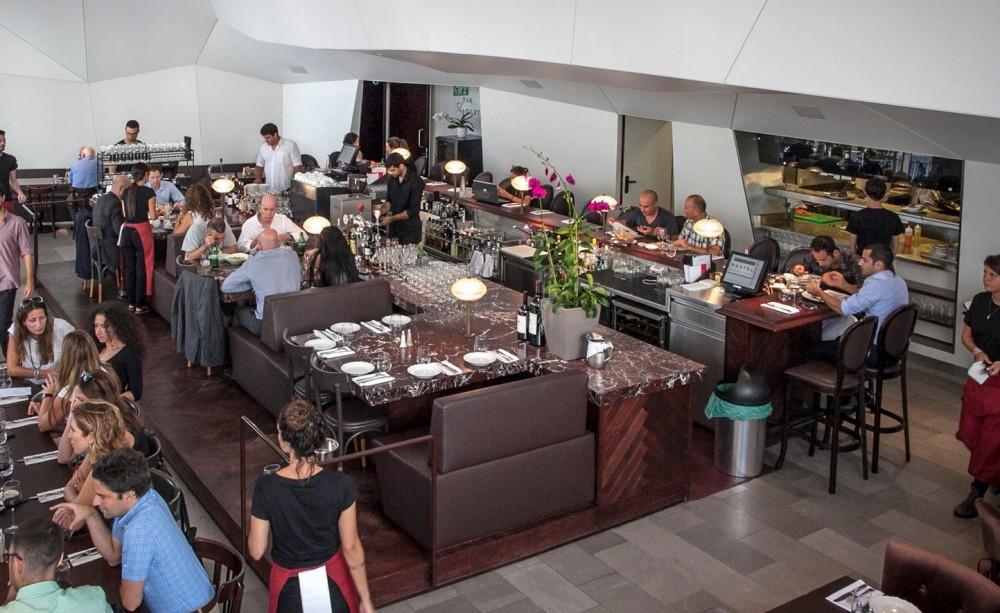 лучшие рестораны тель авива