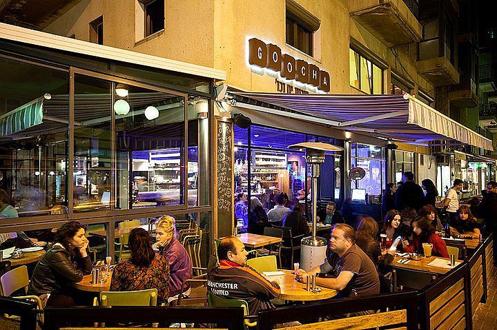 ресторан Goocha в Тель Авиве