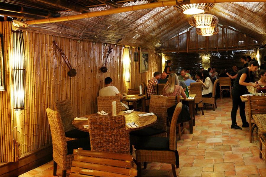 рестораны тель авива отзывы