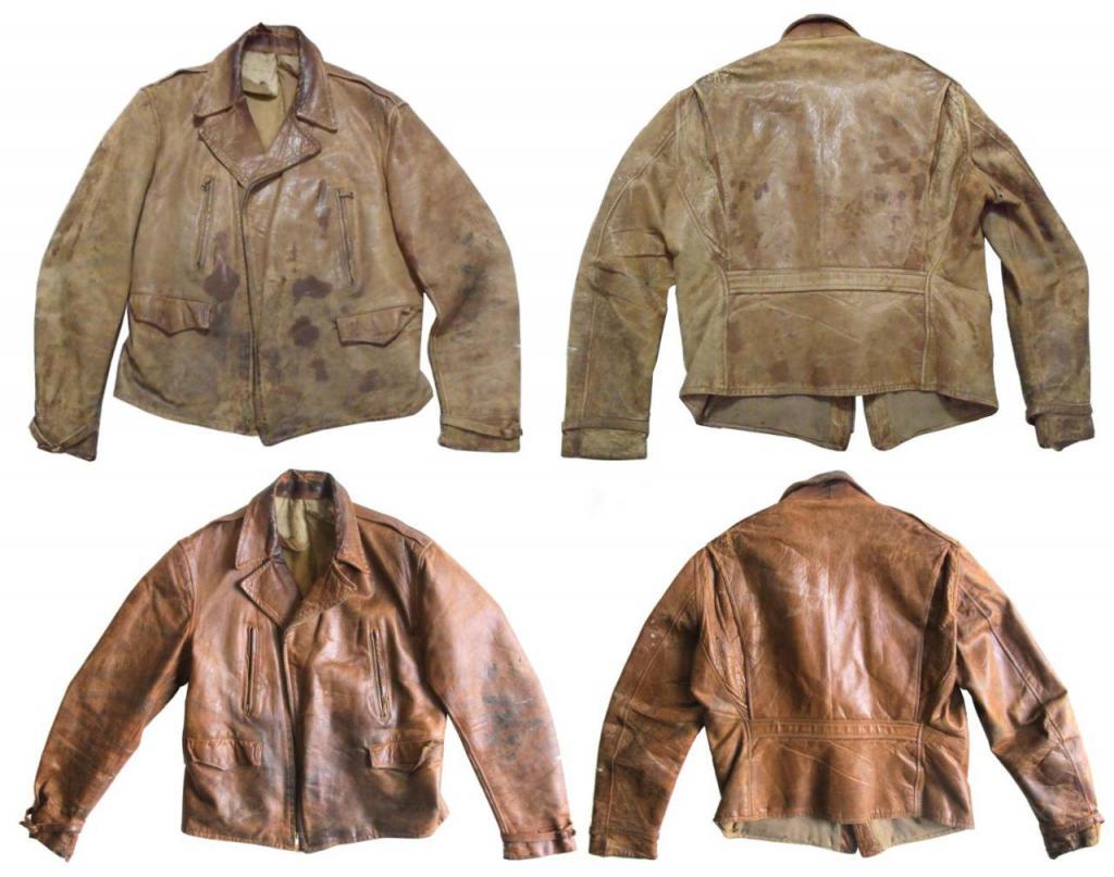 как восстановить кожаную куртку после стирки