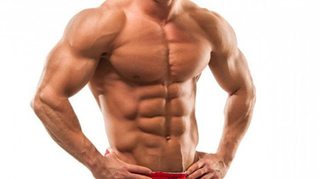 Мужская мускулатура развивается быстрее