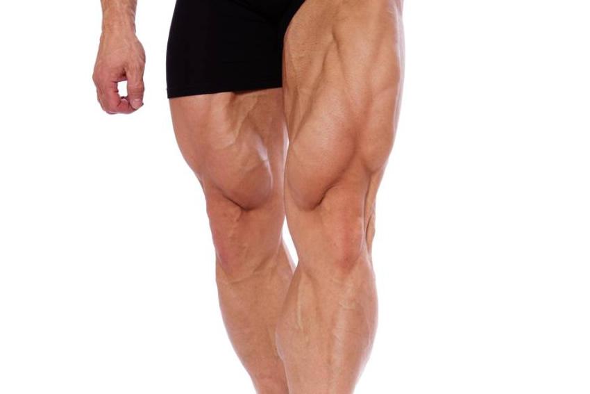 Женщинам такие ноги никогда не грозят
