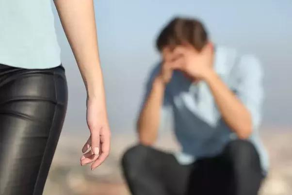 Что делать, если тебя бросила любовница