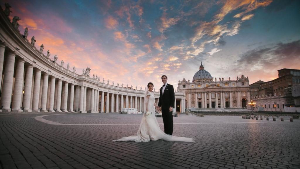 Свадьба в Риме отзывы