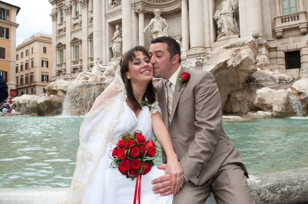 Свадьба в Риме проведение
