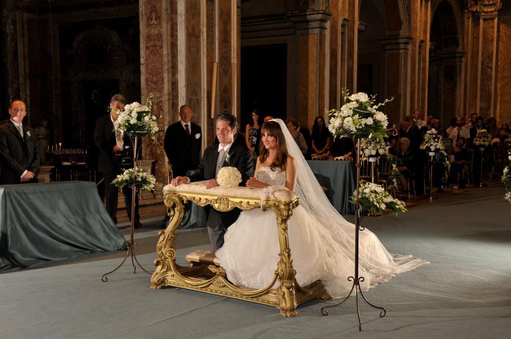 Свадьба в Риме как организовать