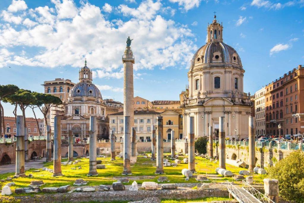 Почему стоит организовать свадьбу в Риме