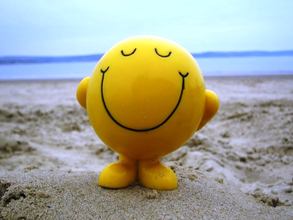 улыбчивый смайлик