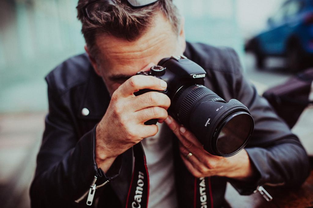 Где получить профессию фотографа