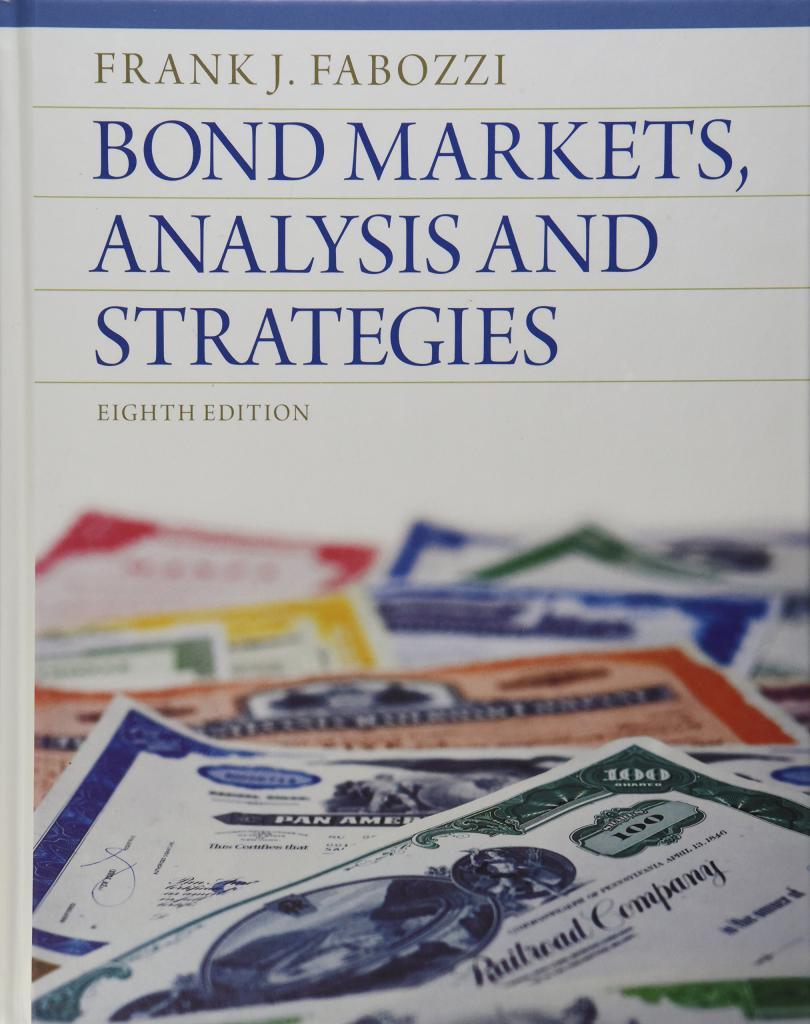 Книга про облигации