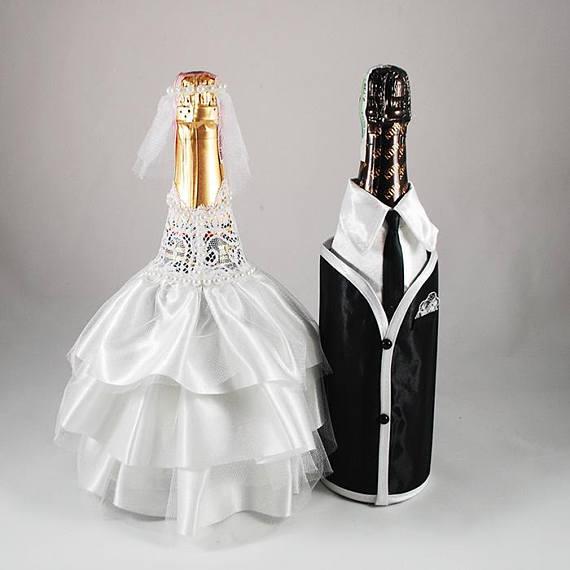 идея свадебных быков