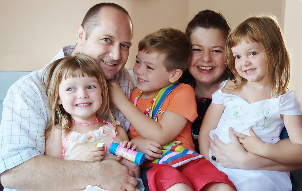 Как создать семью