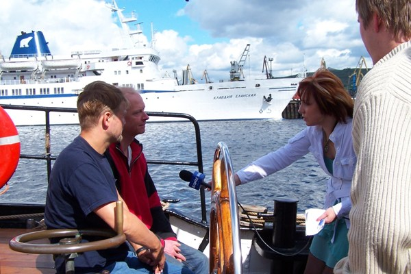моряки для детей